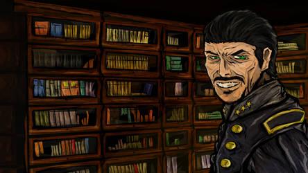 Master McNelly aka Marshal by SalokReevil