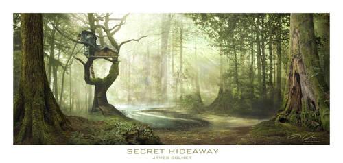 Secret Hideaway by JamesColmer