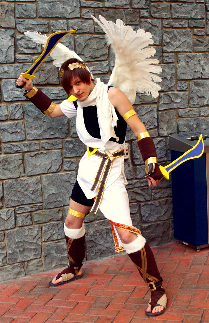 Kid Icarus Pit Cosplay 2 By Thechungkingexpress On Deviantart
