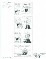 HP - Confronting Draco by tari-chan18