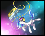 Lost in Music - Vinyl Scratch