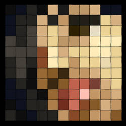 I can see the pixels