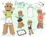 DAINTY GROUP NPC - BAGGIE by bkomei