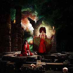 Priestess by blindguard