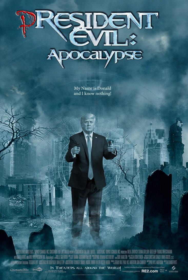 President-Evil by blindguard