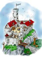 Castle Variation 1 by blindguard