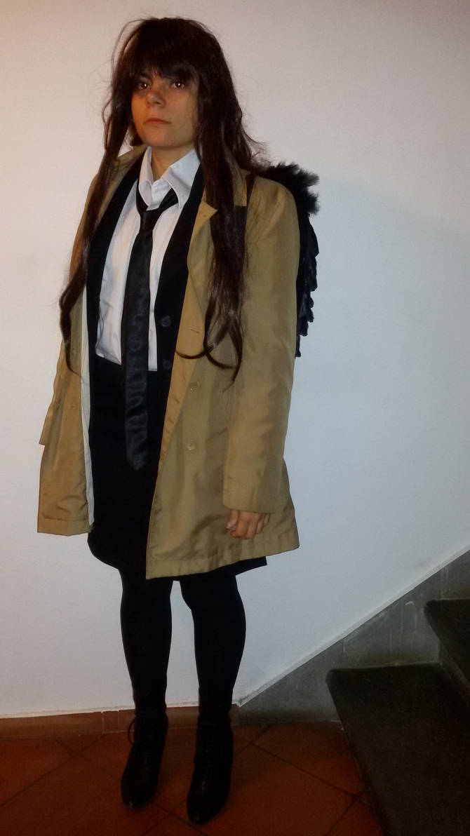 Female Castiel Cosplay