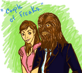 Just a Couple of Freaks by Kiyda