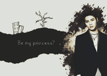 Be my princess? by shensheu