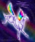 . Over the Rainbow .