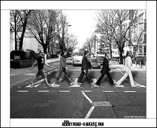 Me and 'The Beatles' by andrewsz