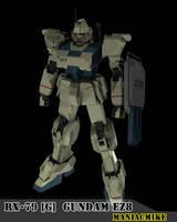 RX-79 G Gundam Ez8 by xxxmaniacmikexxx