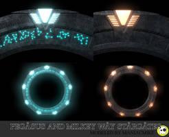 Stargates by xxxmaniacmikexxx