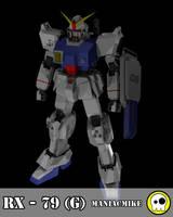 RX-79 G by xxxmaniacmikexxx