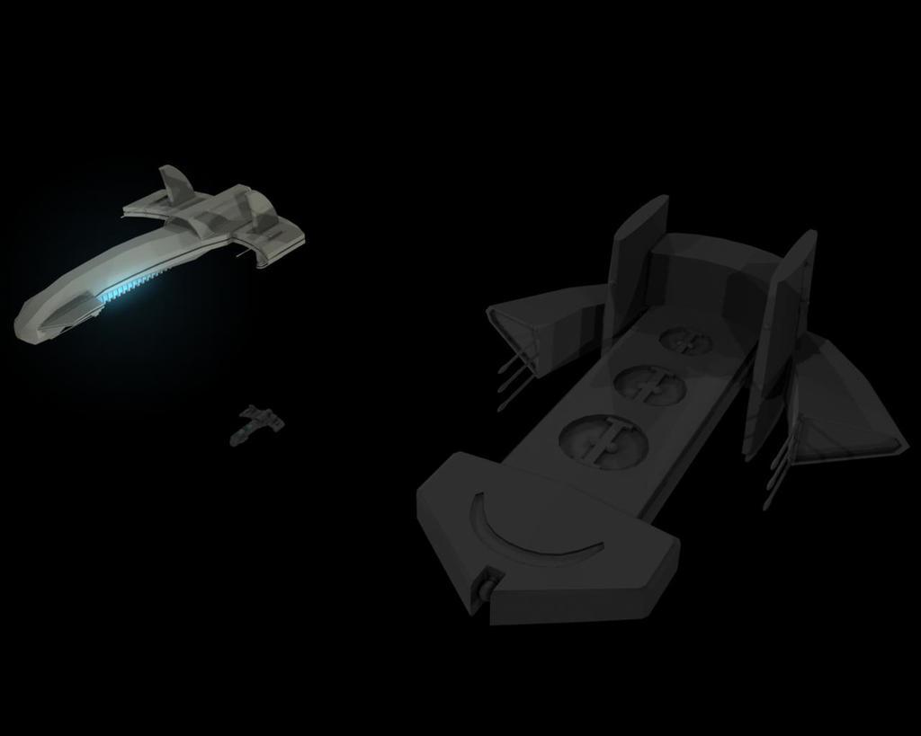 Current Fleet : Asgard by xxxmaniacmikexxx
