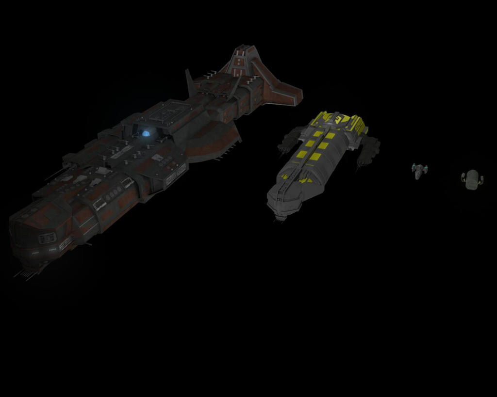 Current Fleet : Ancients by xxxmaniacmikexxx