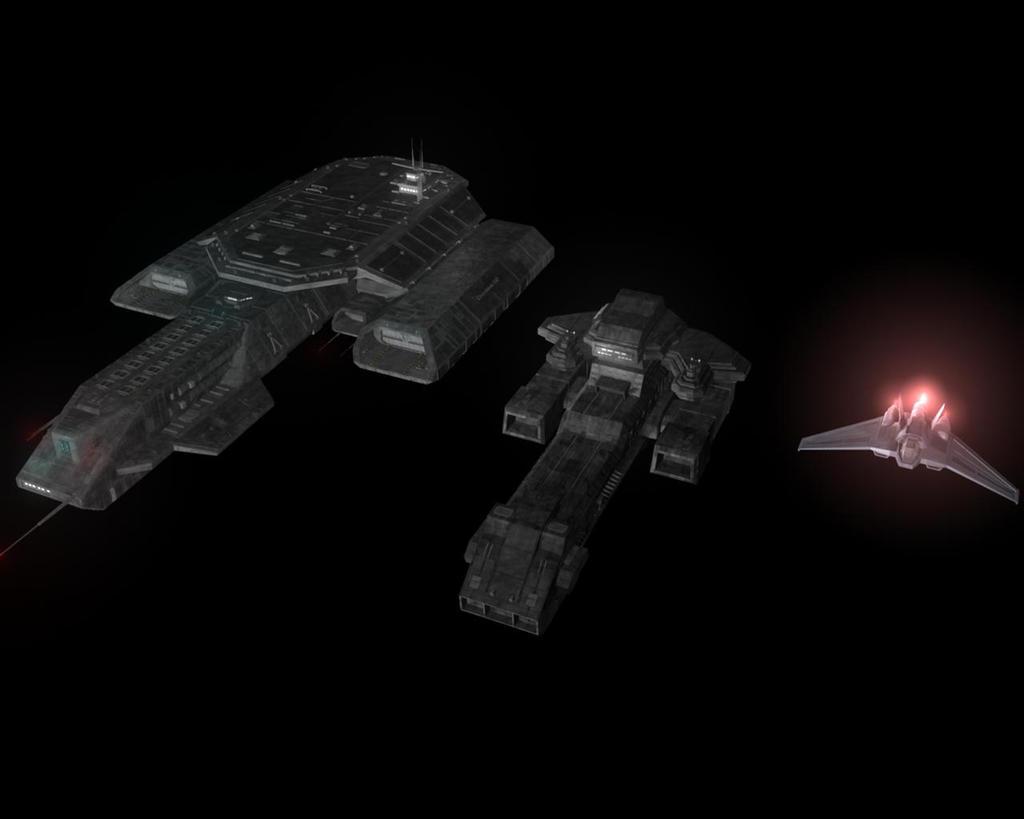 Current Fleet : Tauri 2 by xxxmaniacmikexxx