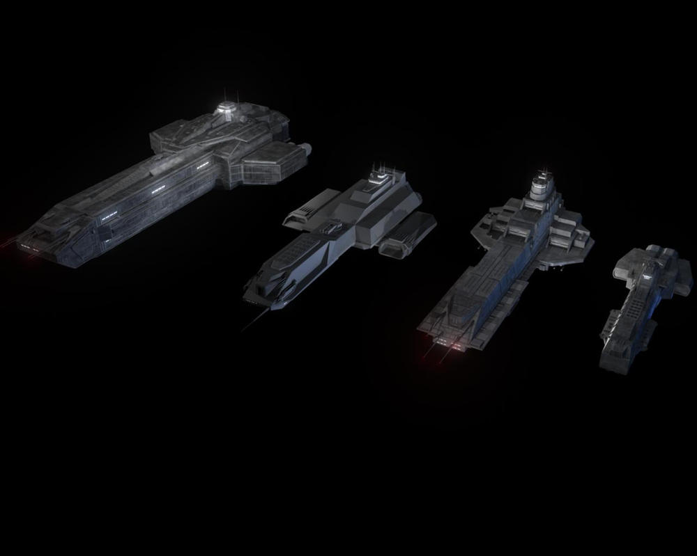 Current Fleet : Tauri 3 by xxxmaniacmikexxx