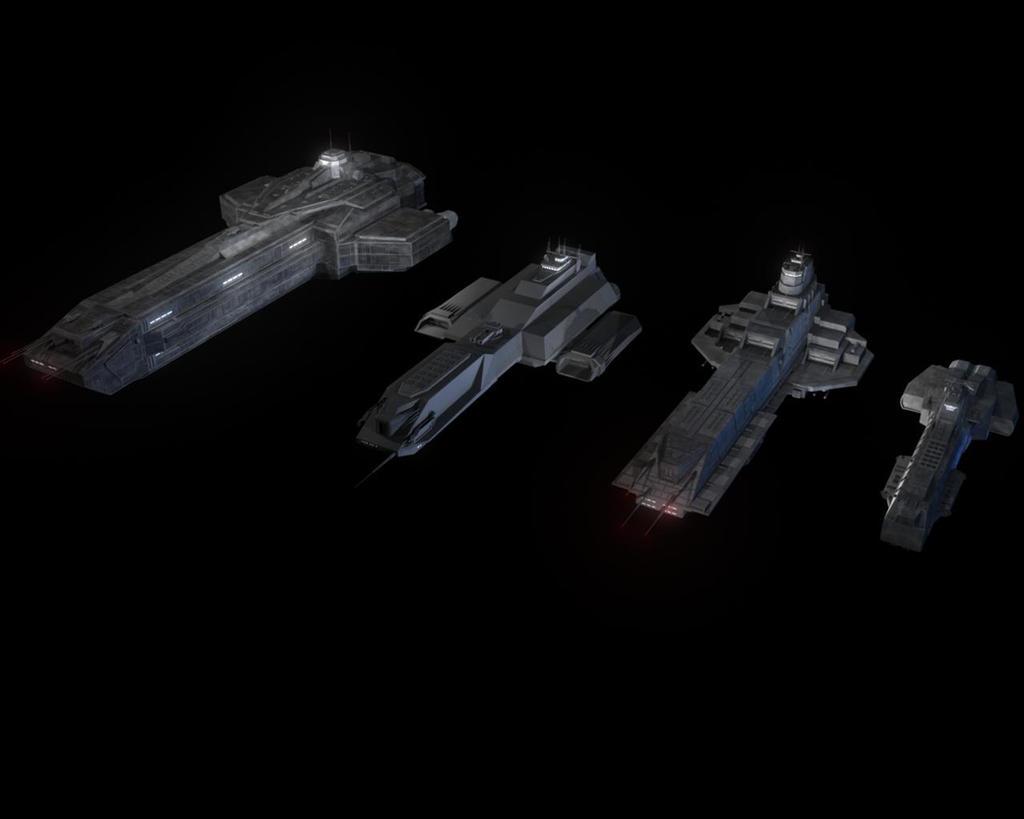 Current Fleet : Tauri 3 by xxxmaniacmikexxx