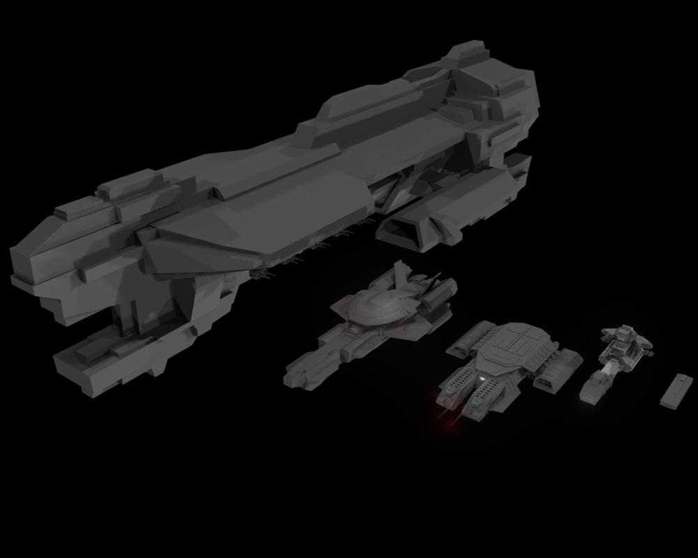 Current Fleet : Tauri 4 by xxxmaniacmikexxx