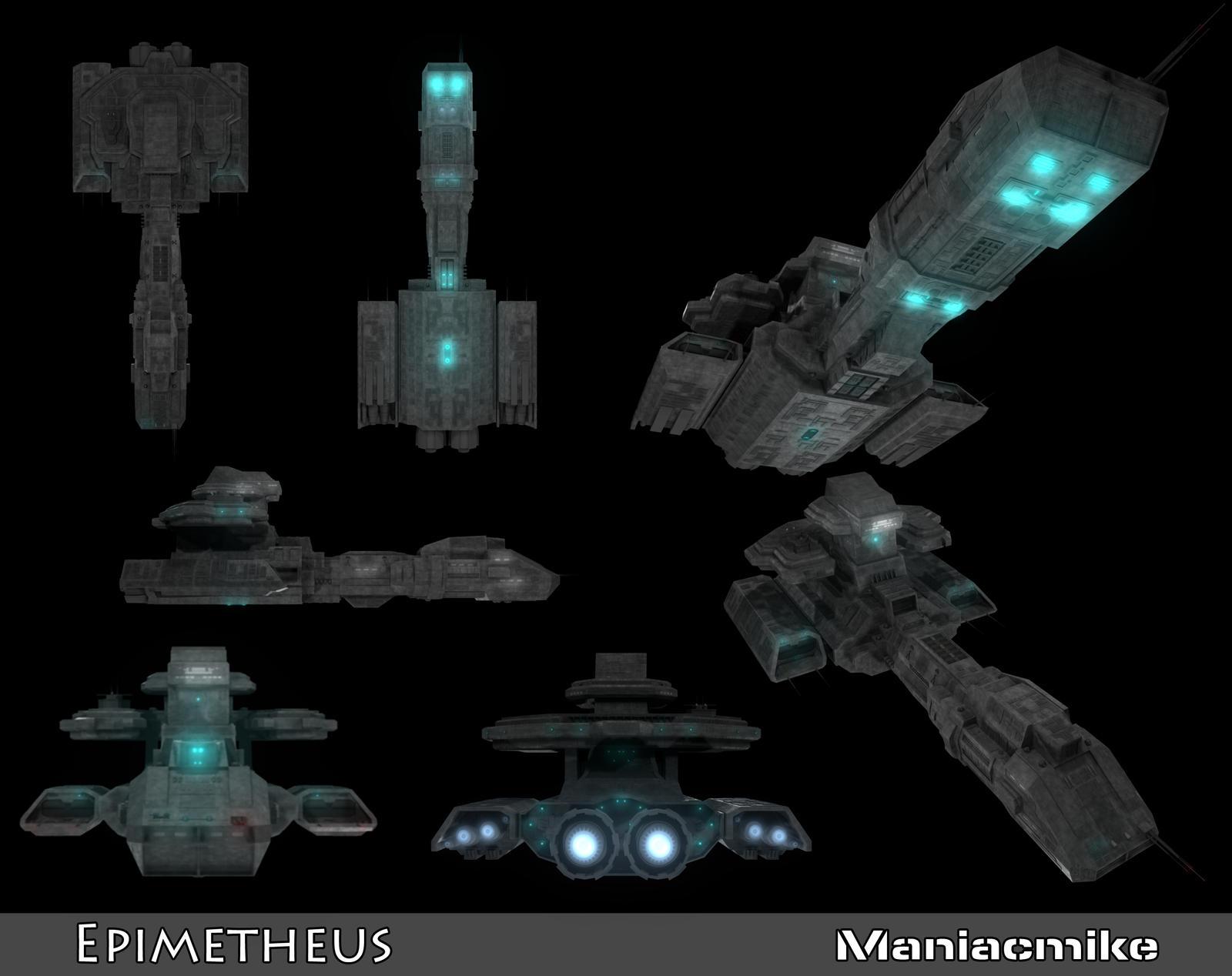 Epimetheus Ortho by xxxmaniacmikexxx