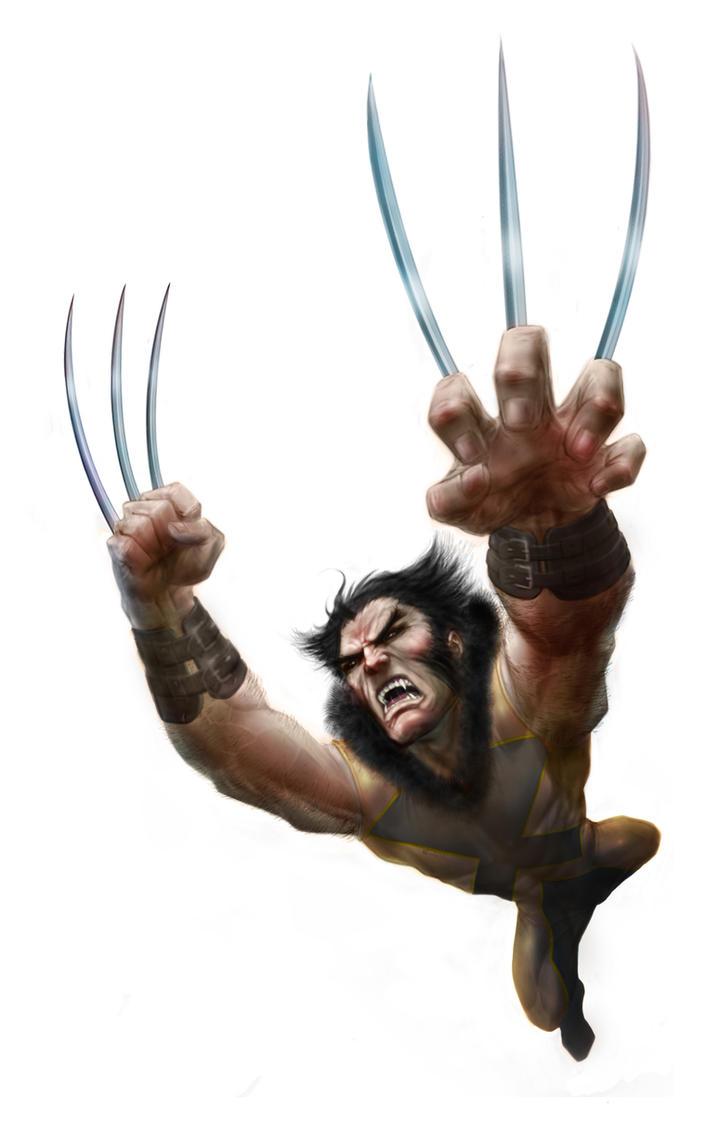 Wolverine by T-Turner