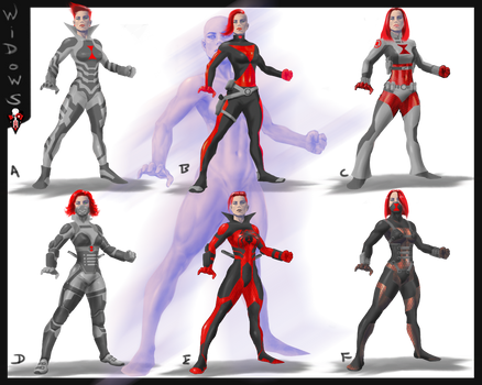 Black Widow Concepts