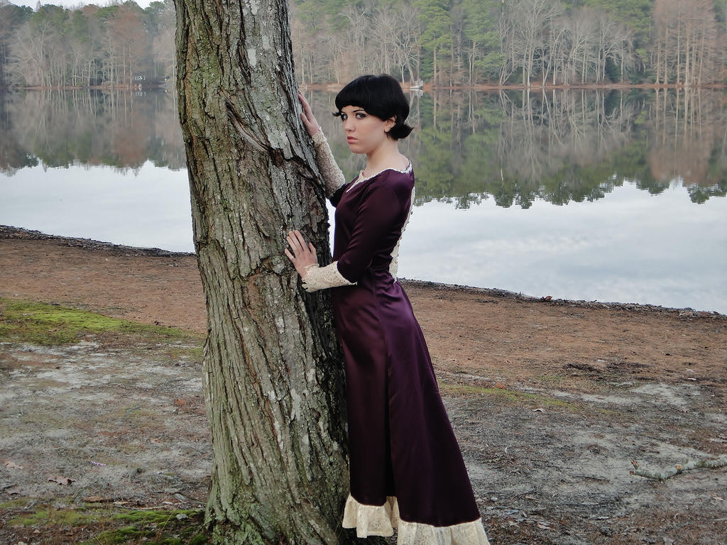 Victorian Dress by JavaCosplay