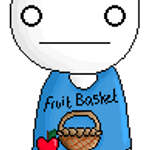 I'd like a shirt with a fruit basket on it! by SillyArtist