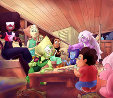Destroying Friendships by sweetangel-babycakes