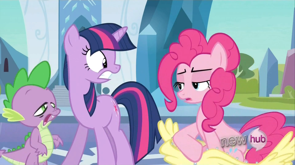 MLP FiM Season 3 Episode 1 2 The Crystal Empire 10 by Infinitoa