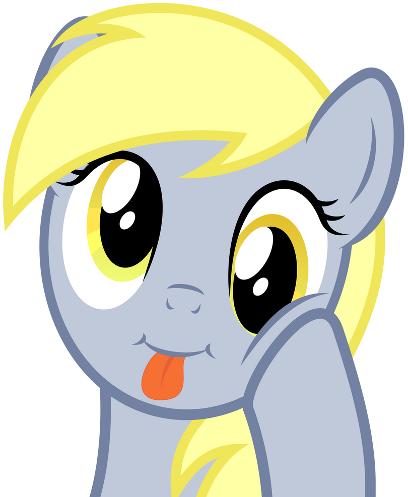 Hi! I am Derpy! by Infinitoa