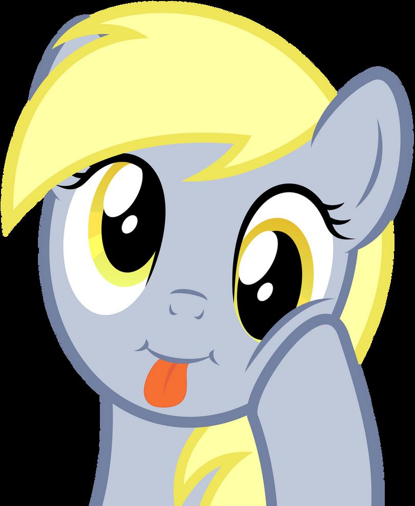 Hi! I am Derpy! by Infinitoa