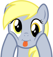 Hi! I am Derpy! [Alternate Version] by Infinitoa