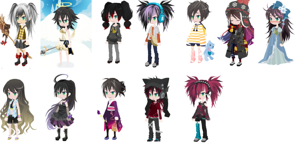 Character Design Oc : New oc character design by percabethshipper on deviantart