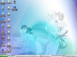 Hana Yori Dango Desktop by kahoko08