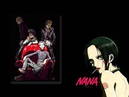 Nana wallpaper by kahoko08