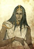 Nyarlathotep by Girhasha
