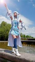 Cosplay : Sword Art Online - Asuna (Undine) #1