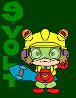 9-Volt by HoppyBadBunny