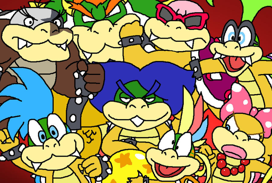 Bowser And Clawdia Koopa Related Keywords Bowser And