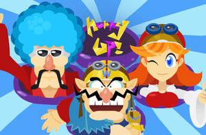 Microgame Ma$ter$ by HoppyBadBunny