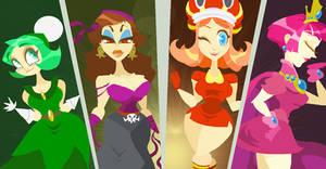 Wa-Wa-Wa-Women by HoppyBadBunny