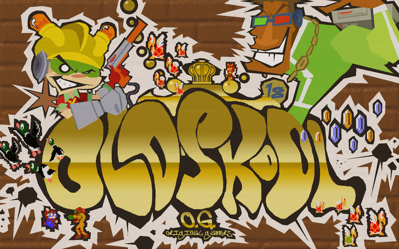 Game Boyz by HoppyBadBunny