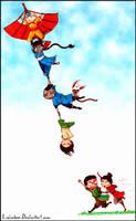 Avatar: Impractical escape by lainchan
