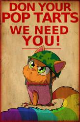 Cat Propaganda by lainchan