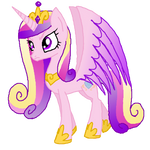 Princess Cadance Vector