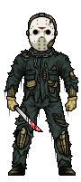 Jason Voorhees (Friday the 13th part 7) by alexmicroheroes