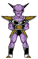 Captain Ginyu (DBZ) by alexmicroheroes