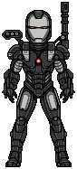 War Machine by alexmicroheroes